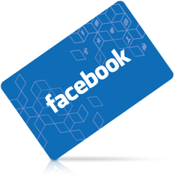 Facebook giftcards
