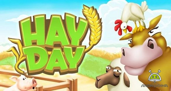 Dans l'App Store : Hay Day Article