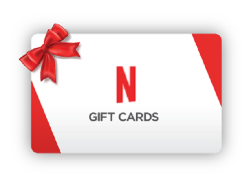 Buy your Netflix Gift Cards online | Delivered immediately!