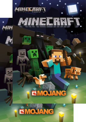 Minecraft giftcards